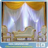 Pijp van het Huwelijk van het aluminium drapeert de Draagbare en Gebeurtenis Directe Decro
