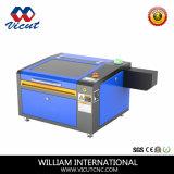 Máquina caliente de la marca del laser de la etiqueta de plástico del laser del CO2 de las ventas (VCT-4030GM)