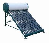 重力の太陽給湯装置の間欠泉