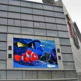 2016 tarjeta de pantalla al aire libre P10 de la INMERSIÓN impermeable LED