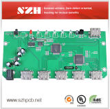 Интегрированный - PCB 1oz PCBA надзиратель 1.6mm цепи