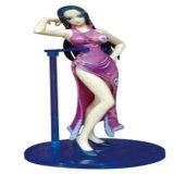 Hübscher Mädchen-Vorgangs-Plastikabbildung Spielzeug (KL-PF006-K)
