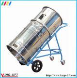 Caminhão de mão do tambor com 4 rodas Ty140A