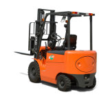 2.5t Orange Electric Forklift Truck Equipment JAC Forklift