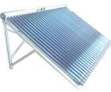 Calefator de água solar rachado pressurizado