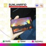 O melhor cartão plástico lustroso de venda do laser do PVC (entrega rápida! Garantia de qualidade!)