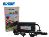 Cargador de batería de la motocicleta del precio de fábrica de Suoer 48V 20A (MB-4820A)