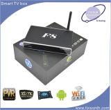 Cadre intelligent 4k Kodi plein HD Media Player du faisceau TV de quarte d'Amlogic S812 de cadre de l'androïde 5.1 TV de Google de cadre de Foison TV