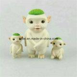 La figure animale mignonne bébé de plastique de Hubal de vinyle d'ICTI badine des jouets