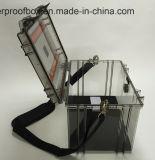 يصوّر تجهيز حالة آلة تصوير محترفة حالة واقية