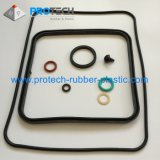 높은 Temperature Resist Silicone Gaskets 또는 Silicone Washer