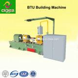 広いセクションBTU-0406タイヤの建物機械