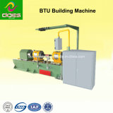 Machine large de construction de pneu de Btu de section - 0406
