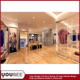 남자 또는 숙녀 Fashion Garmetn Shop 의 상점 전시, 전시 정착물
