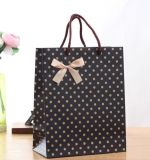 Shopping di carta Bag/Paper Carrier Bag per Clothing