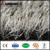 最高によって模倣される特別で安く白い人工的な草のカーペット