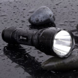 Taschenlampe 5 Modus-LED mit Cer, RoHS, MSDS, ISO, SGS