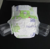 Tissu magique de bande d'OEM comme la couche-culotte jetable intelligente de bébé de couverture
