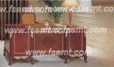 La mobilia di legno di stile della camera da letto graziosa dell'hotel ha impostato (EMT-D0651)