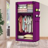 Wardrobe Dustproof Moistureproof de pano para a mobília do quarto (WS16-0086)