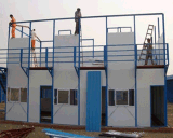 Prefabricated House 또는 Mobile Home