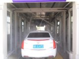Automatisches Tunnel Car Wash Machine mit Polishing Brushes