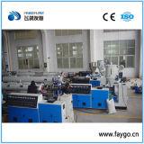 Cadena de producción plástica de la protuberancia de la pipa de PP/PE