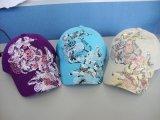 Chapeau de casquette de baseball de dames de mode