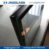 Sicherheits-Aufbau-Gebäude-völlig ausgeglichenes Glas-Tür