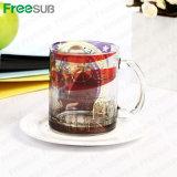 광택 있는 Effect Sublimation Glass Mug, Sublimation Coating를 가진 Glass Mug