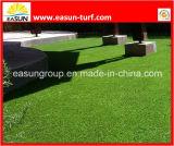 Het Kunstmatige Gras van huisdieren met de Gaten van de Drainage