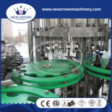 2000bph Foam Injector Connected Monoblock Beer Filling Machine for Glass Bottle