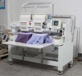 Две головы Компьютеризированная / Компьютерная Cap вышивальная машина для трубчатых / футболку / Фальт Промышленная вышивка