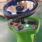 Kleine industrielle Fahrt auf Straßen-Kehrmaschine-Maschine