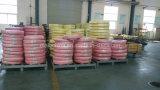Boyau hydraulique de spirale de fil d'acier (EN856 4SH-3/4)