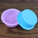 Sy03-04-003 scelgono il piccolo cassetto delle muffe del sapone del silicone di figura rotonda