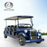 Гольф дефектный классицистический Van тележки гольфа тележки сбор винограда Ce 12 Seaters Approved электрический