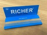 Papel de balanceo transparente de encargo para el cigarrillo