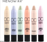 El corrector del color de Menow centímetro cúbico que hidrata el palillo de Concealer corrige la pluma de Concealer del Highlighter de la matidez