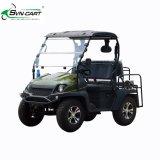2017新しいモデル4のSeater電気UTVのゴルフカート