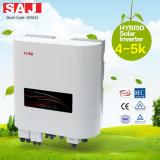 Inverseur solaire hybride de SAJ avec l'installation de batterie