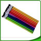 Офис студента школы аттестованный кругом, триангулярный, Hexangular деревянный карандаш Hb в коробке цвета для малышей