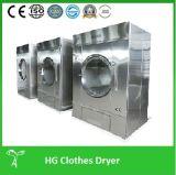 Secador automático de la caída de la ropa del acero inoxidable (hectogramos)