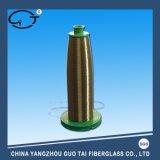 Filato della fibra del basalto dell'isolamento termico e del suono