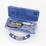 Best-seller 0-25mm grand micromètre d'affichage à cristaux liquides Digital