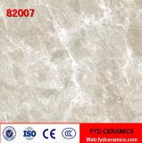 Edles Porzellan glasig-glänzende Fliese-Marmor-Serien-Fliese