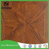 Alto HDF enceró favorable al medio ambiente impermeable laminado del azulejo de suelo de madera