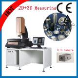 visibilité 2.5D/3D manuelle de grande précision/série visuelle de la machine de mesure Vmm