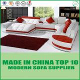 Самомоднейшая кровать софы формы мебели u Divany домашняя