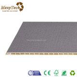 El panel material interior del papel de empapelar del PVC de la tarjeta de la decoración WPC